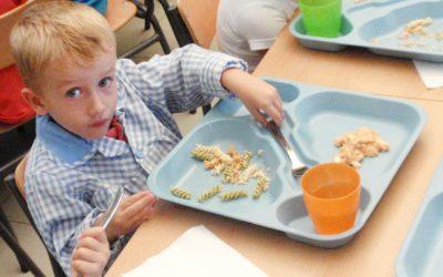 """INFORMACIÓN SERVICIOS COMPLEMENTARIOS """"Primeros Cole"""", Comedor Escolar y Actividades Extraescolares"""