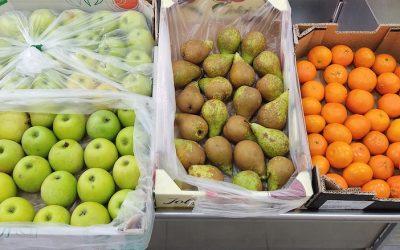 Comenzamos el Programa de Leche y Fruta Escolar