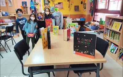 Reactivamos la Biblioteca Escolar