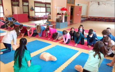 112, ¡aprendemos a salvar vidas!