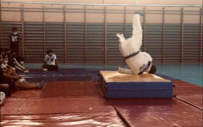 El Judo como Deporte Olímpico: Escuela José Antonio Martín